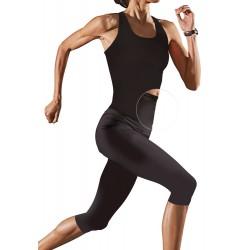 Ensemble running/fitness : Pantacourt confort + top minceur