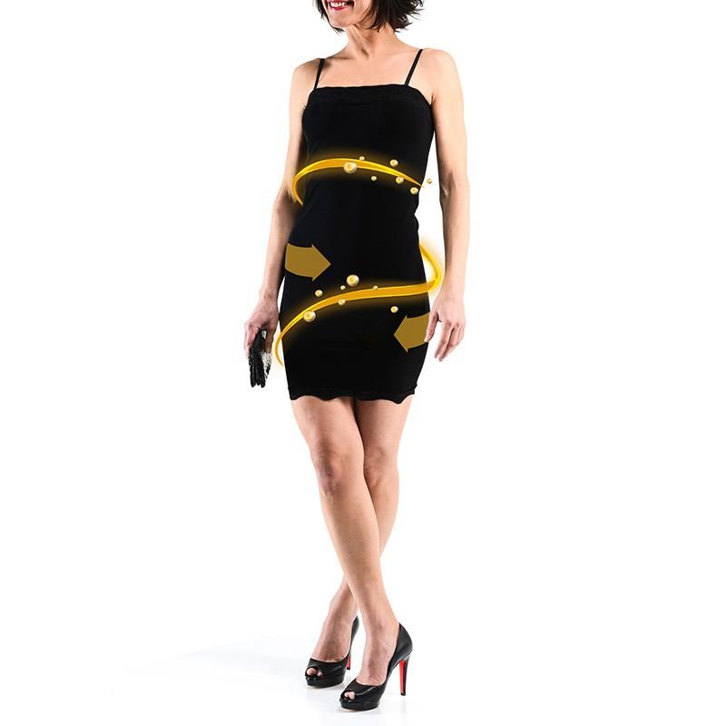 Robe Amincissante Et Sculptante Lipo Actif Pour Un Soin Minceur En Toute Elegance